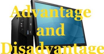 Advantages and Disadvantages of Computers - Term Paper